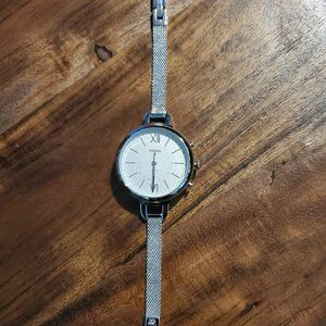 Fossil Hybrid Smartwatch Jacqueline Stainless